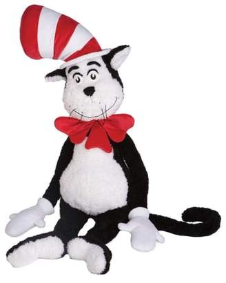 Dr. Seuss Manhattan Toy The Cat In The Hat Jumbo Stuffed Animal