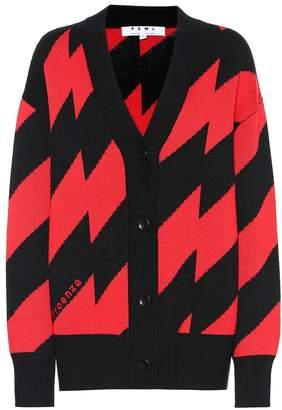 Proenza Schouler Wool-blend cardigan