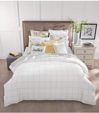 Charter Club Windowpane Bedding Collection, Created for Macy's