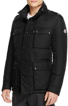 Moncler Guillard Down Field Jacket $1,225 thestylecure.com