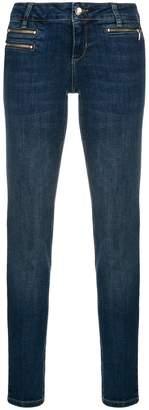 Liu Jo distressed skinny jeans