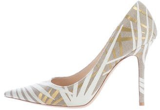 Jimmy Choo Jimmy Choo Abel Palm Tree Pumps