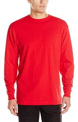 Carhartt Men's Signature Sleeve Logo Long Sleeve T-Shirt K231