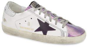 Golden Goose Superstar Metallic Sneaker