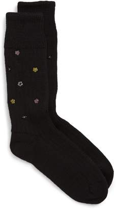 Cecilie Bahnsen Ulla Beaded Socks
