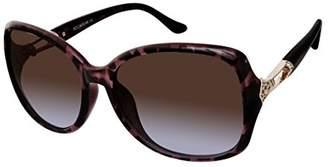 Rocawear Women's R697 Bran Square Sunglasses