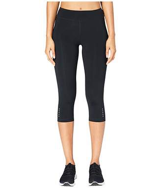 Core 10 Flashflex Medium Waist Run Capri Leggings