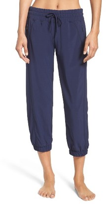Women's Zella Out & About Crop Joggers $65 thestylecure.com