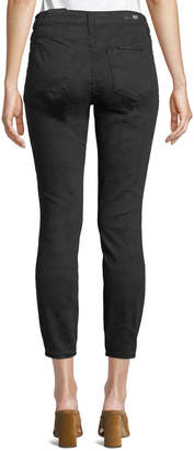 KUT from the Kloth Connie Skinny Zip-Pocket Skinny Ankle Jeans
