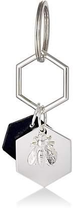 Christofle Men's Madison Key Ring