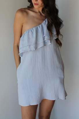 Cotton Candy Faith Mini Dress