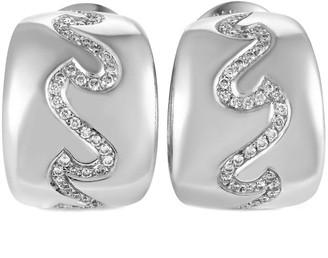 Van Cleef & Arpels Heritage  18K 0.90 Ct. Tw. Diamond Drop Earrings