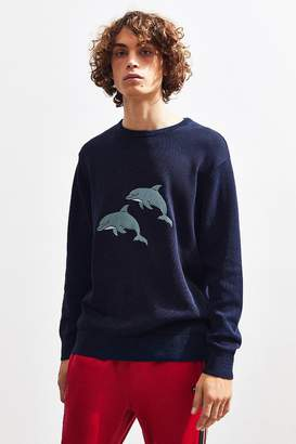 Barney Cools Dolphin Crew-Neck Sweater
