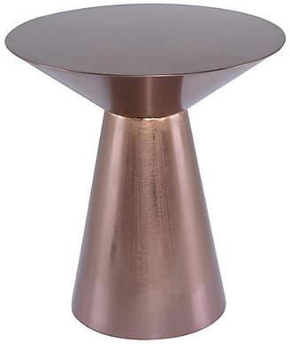 One Kings Lane Owen Side Table - Copper