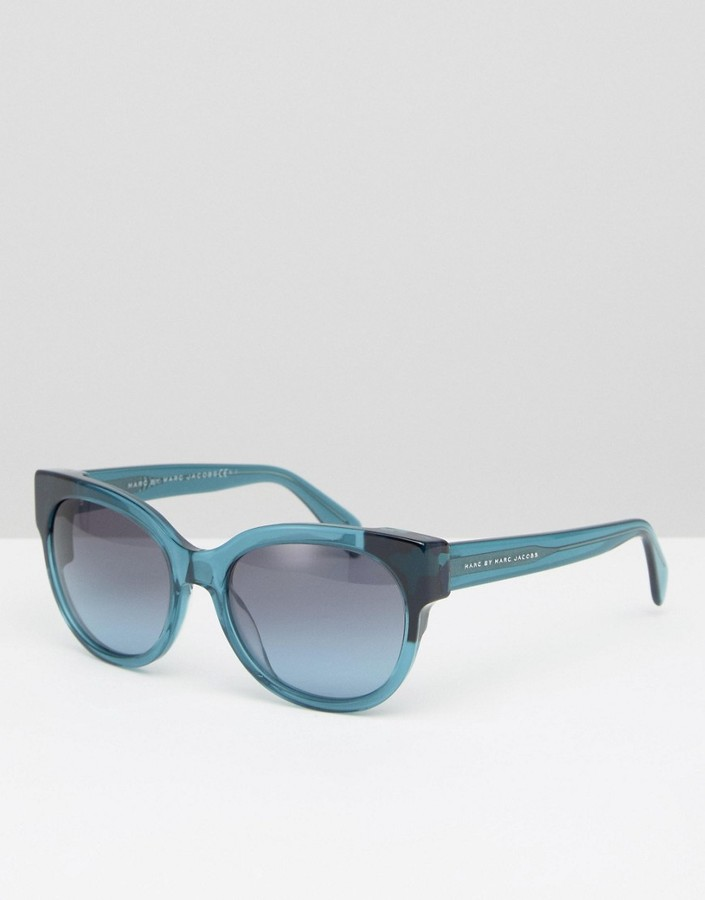 Marc By Marc JacobsMarc By Marc Jacobs Chunky Cat Eye Sunglasses