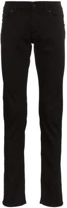 Dolce & Gabbana logo plaque slim-fit jeans