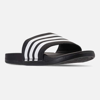 adidas Women's adilette Cloudfoam Plus Slide Sandals