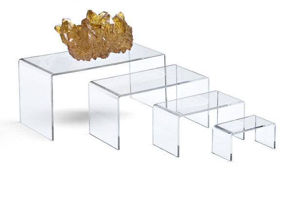 Container Store Acrylic Risers
