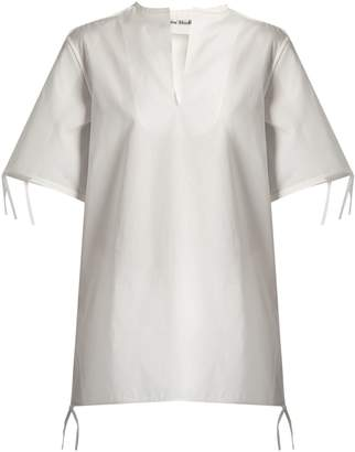 Acne Studios Bluma cotton-poplin top