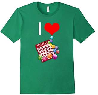 I Love Bingo Shirt
