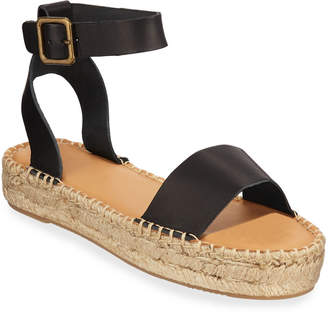 5befa4ba106c Soludos Leather Lined Women s Sandals - ShopStyle