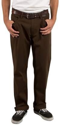 Volcom Kinkade Five-Pocket Thrifter Pants