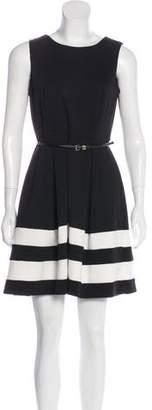 Calvin Klein Sleeveless Casual Dress