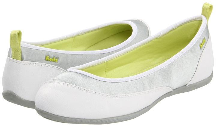 Keds Harmony (White) - Footwear