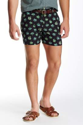Parke & Ronen Printed Holler Short