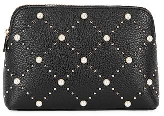 Kate Spade Hayes Briley Small Leather Makeup Bag