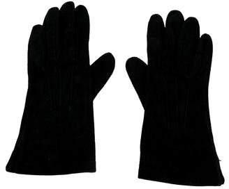 Ralph Lauren Suede Wrist Gloves