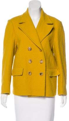 Dries Van Noten Wool-Blend Jacket