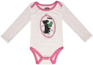 Juicy Couture Fruit Stickers Onesie Set for Baby