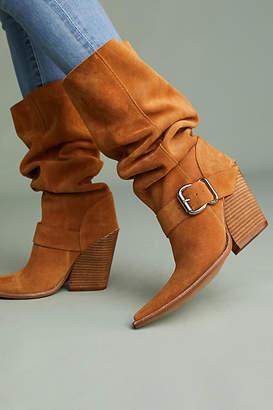 Jeffrey Campbell Retreat Riding Boots