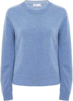 Rosetta Getty Paneled Crewneck Pullover