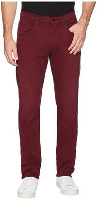 7 For All Mankind The Straight Tapered Straight Leg in Blood Rose Men's Jeans