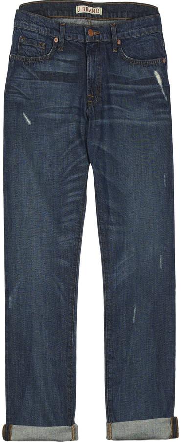 J Brand Steve low-rise boyfriend-fit jeans