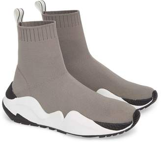 Kenneth Cole New York Maddox Stretch Knit Sneaker Bootie