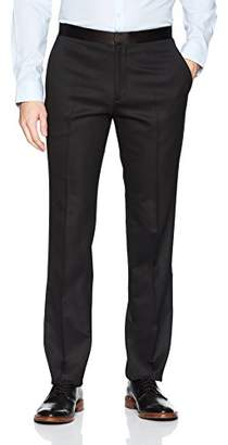 Theory Men's Wool Tuxedo Trouser