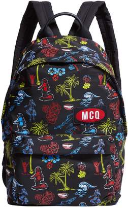 McQ Tropical Backpack