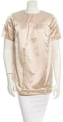 Prada Silk Top