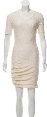 A.L.C. 2011 Knee-Length Dress