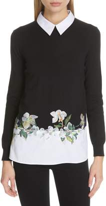 6d7b282193 Ted Baker Black Women s Sweaters - ShopStyle
