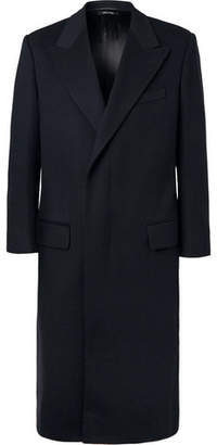Dunhill Wool And Cashmere-Blend Overcoat