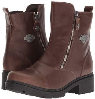 Harley-Davidson Amherst Women's Zip Boots