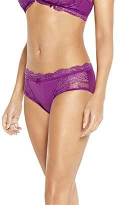 8a05a4c2e554 Sylvie Flirty Lingerie Women's Allina Panty,X-Large