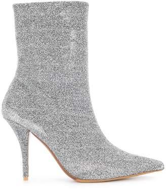 Tabitha Simmons glitter detail boots