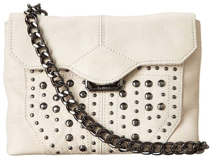 Botkier Rock Deco Crossbody (Stone) - Bags and Luggage