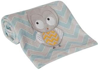 Lambs & Ivy Happi by Dena Night Owl Blanket