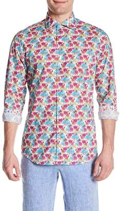 Ganesh Printed Long Sleeve Regular Fit Shirt